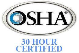 OSHA 30 picture
