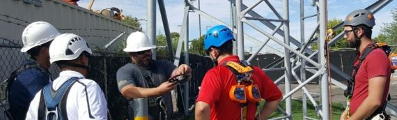 Introducing Wireless Rope Access Technician (WRAT)