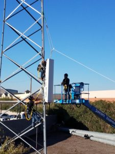 Competent Rigger, Tower Safety and rescue